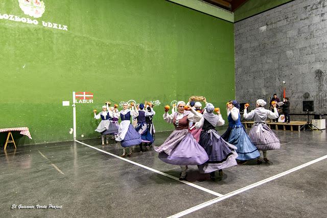 Orozko, Danzas Vascas por El Guisante Verde Project