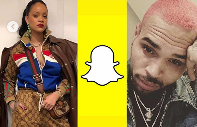 Snapchat loses $800 million after Rihanna reaction to offensive domestic violence ad.