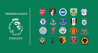 Hasil & Klasemen Liga Inggris 2018-2019 Pekan 4