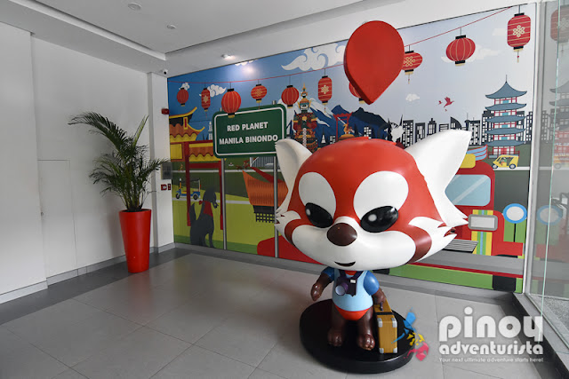 RED PLANET BINONDO BUDGET HOTELS IN MANILA
