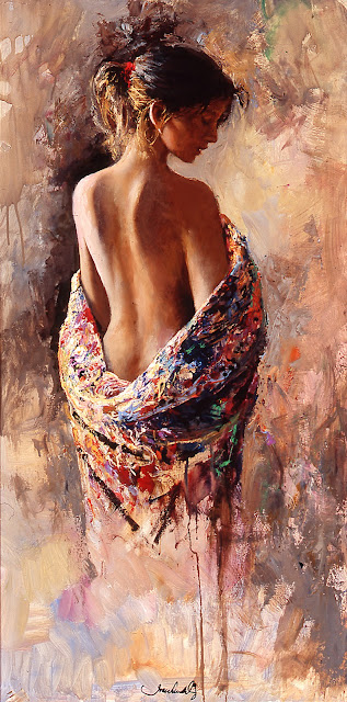 Joan Marti 1936-2009 | Spanish Figurative painter