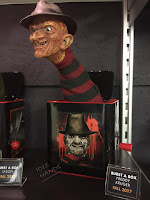 Toy Fair 2017: Mezco's Horror Toys Burst A Boxes Nightmare on Elm Street Freddy Kruger