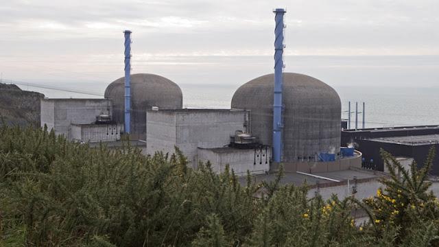 Se registra una explosión en una central nuclear en Francia