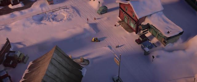Locuras en la Nieve imagenes