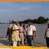 आलमनगर में बाढ़ से प्रभावित रहने वाले क्षेत्रों का सीओ ने किया दौरा, दिए कई निर्देश