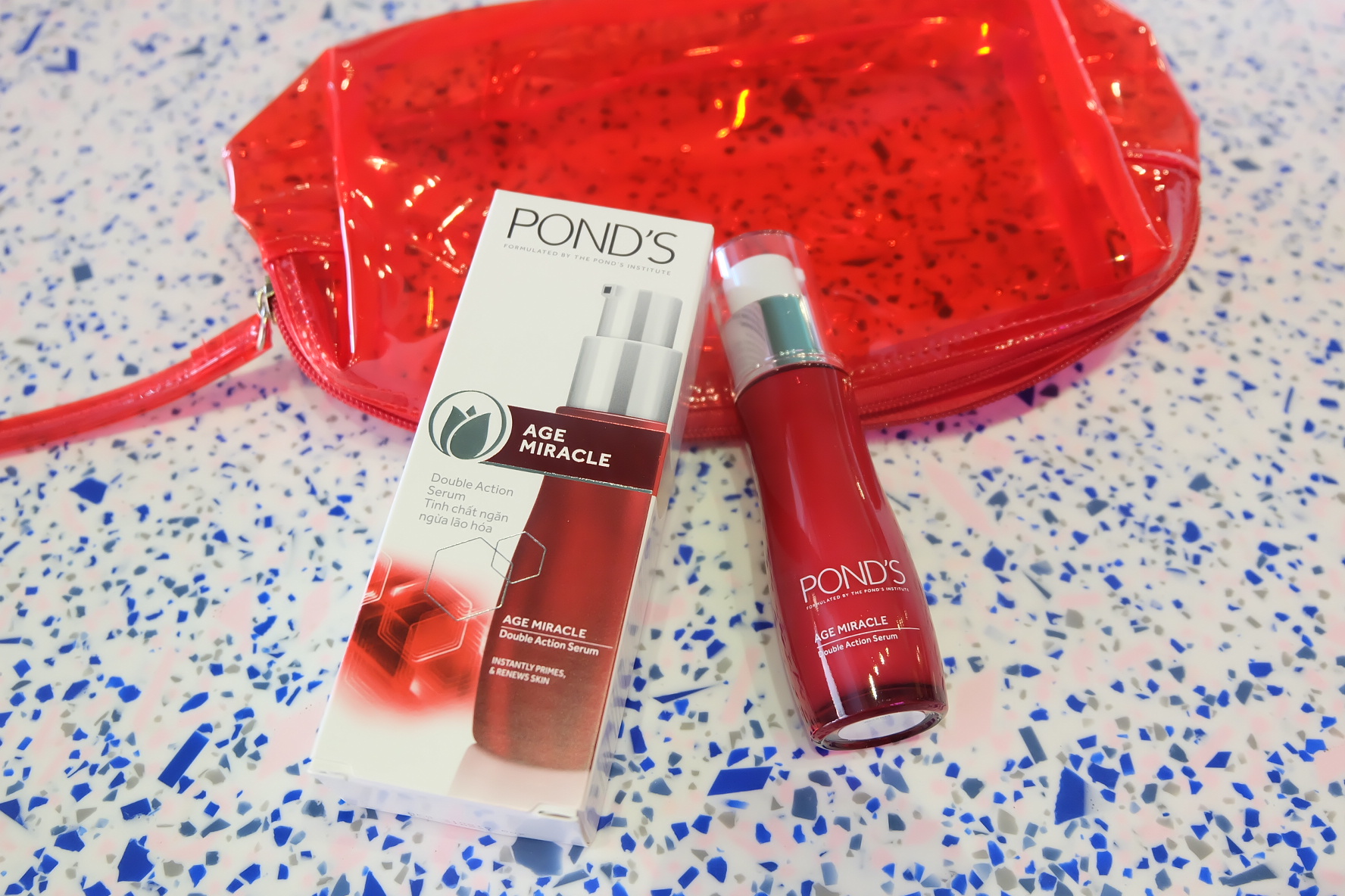 Review: POND'S Age Miracle Double Action Serum