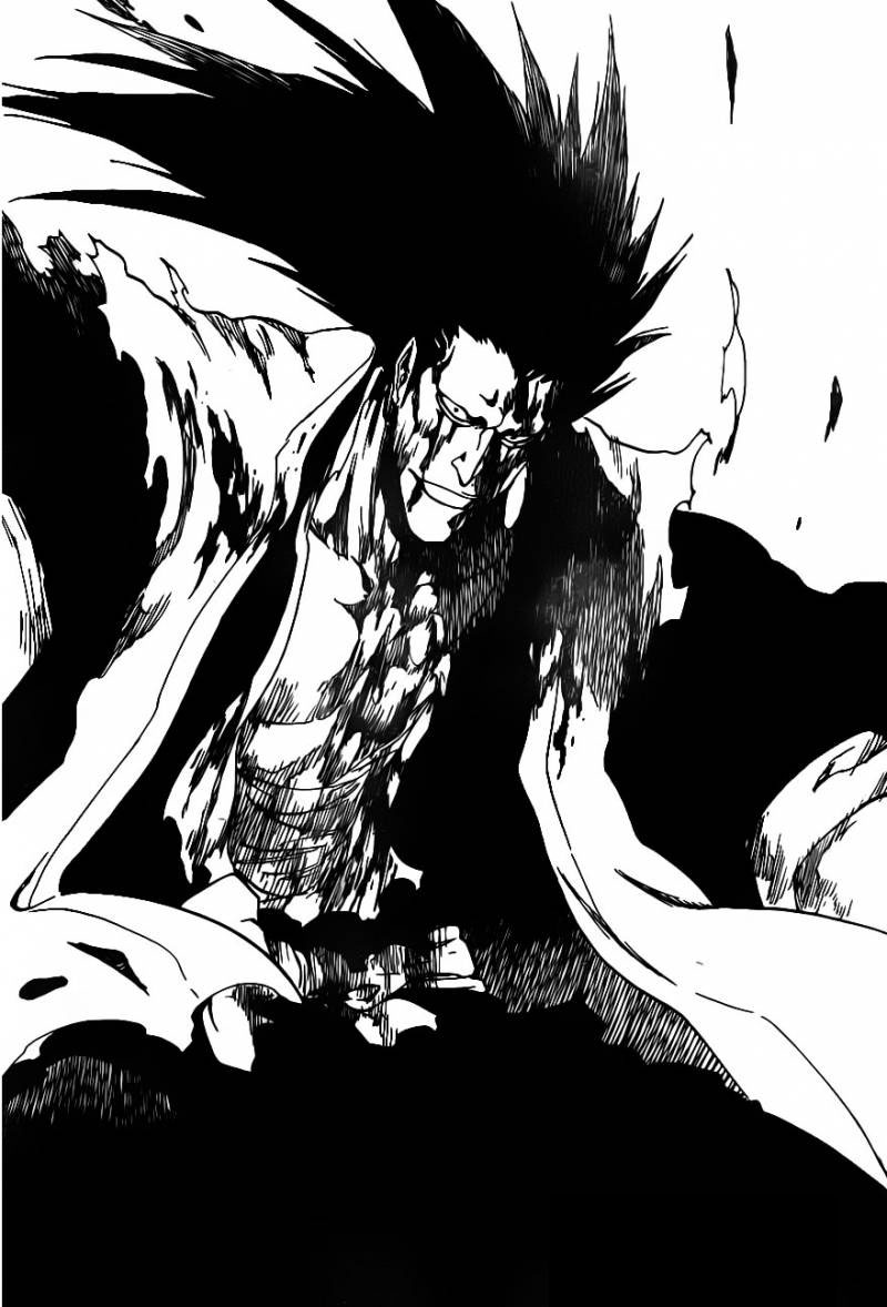 Bleach chapter 525 trang 19
