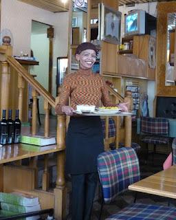 Bizmellah a Cape Malay restaurant in South Africa