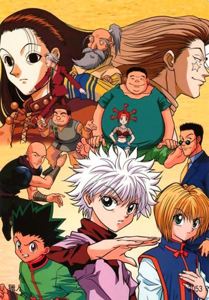 Download Hunter X Hunter 1999 Dubbing Indonesia
