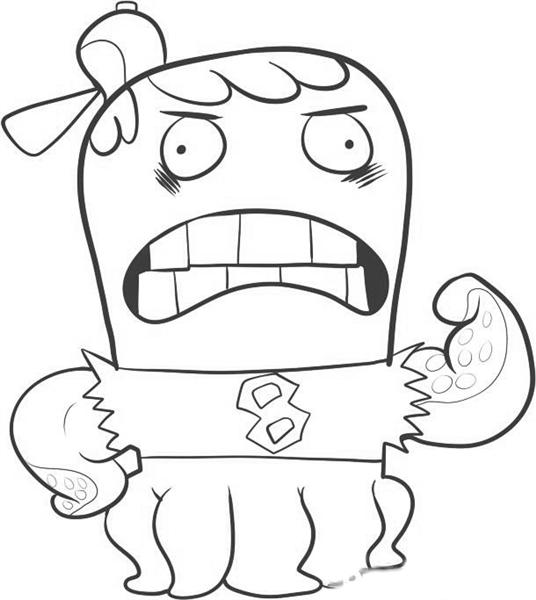 Fish Hooks Coloring Pages Free Coloring Pages Printables For Kids