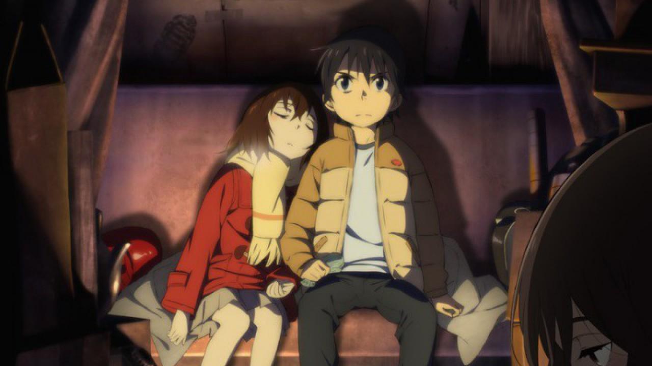 El Rincn Perdido Resea Anime Boku Dake Ga Inai Machi