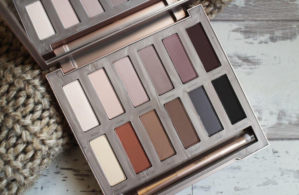 Urban Decay Ultimate Naked Basics Eyeshadow Palette