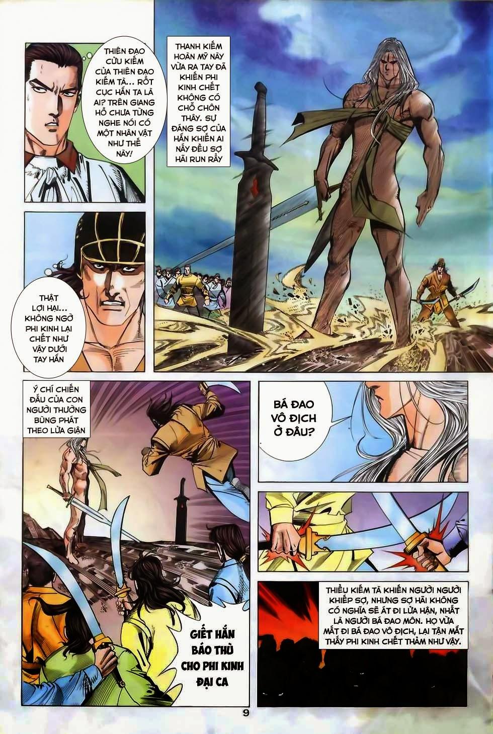 Bá Đao Chap 38 - Truyen.Chap.VN