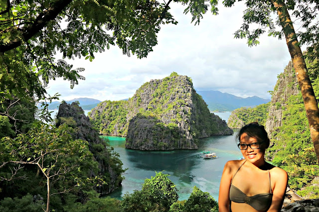 Kayangan Lake, Coron Palawan Philippines