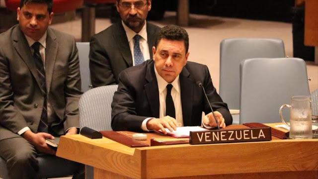 Venezuela condena acciones terroristas de Israel contra Palestina