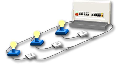Wiring Lighting In Parallel