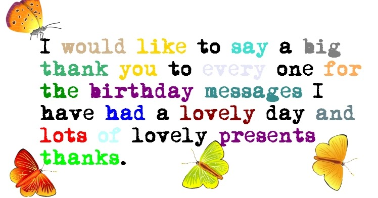 Thank You For Making My Birthday Special Quotes: Birthday Thank You Quotes For Instagram Bios