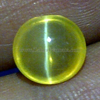 Batu Permata Opal Cat Eye - ZP 986