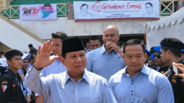 Prabowo Disebut Asu, Fadli Zon: Tak Pantas, Itu Pelanggaran Hukum