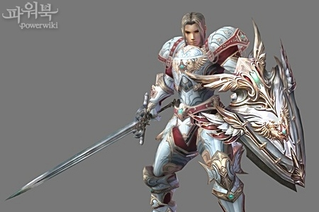 Paladin Lineage 2 Revolution Indonesia
