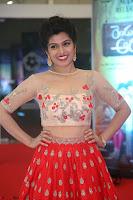 Mahima in beautiful Red Ghagra beigh transparent choli ~  Exclusive 105.JPG