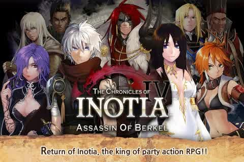 3. The Chronicles Inotia 4 Assassin of Berkel