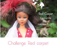 red carpet barbie