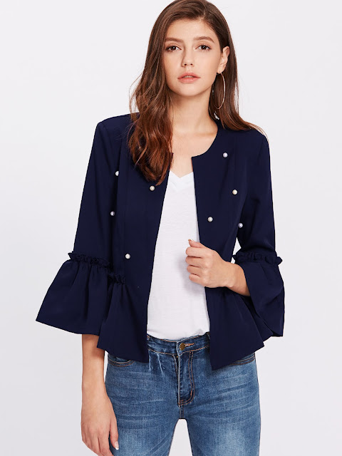 http://it.shein.com/Pearl-Beaded-Trumpet-Sleeve-Frilled-Hem-Blazer-p-385859-cat-1739.html?utm_source=unconventionalsecrets.blogspot.it&utm_medium=blogger&url_from=unconventionalsecrets