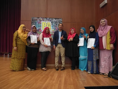 Seminar Pembelajaran dan Pemudahcaraan Abad 21 di Kota Kinabalu, Sabah