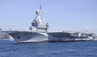 Kapal Induk Charles de Gaulle