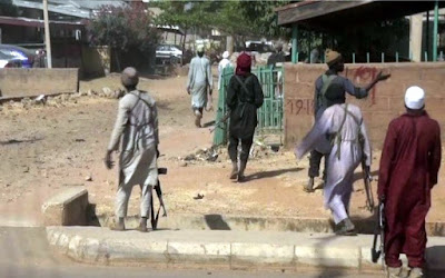 Boko Haram sacks army battalion, kills Nigerian soldiers, seizes arms