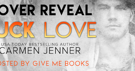 Puck Love by Carmen Jenner Cover Reveal