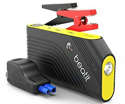 Beatit 14000mAh Car Battery Booster Jump Starter