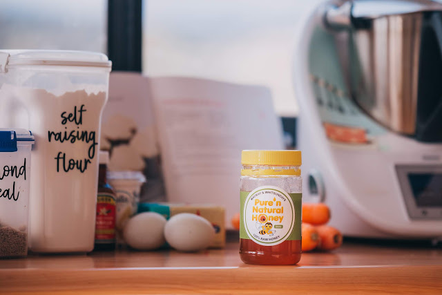Pure'n Natural Honey, a local Mackay product