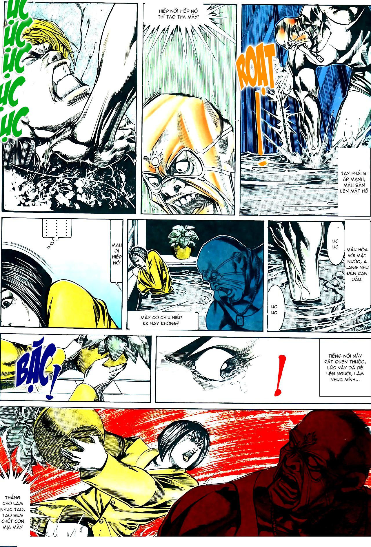Người Trong Giang Hồ chapter 141: chính khí lẫm liệt trang 18