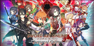 Sword Art Online Integral Factor APK MOD English v1.0.2 Free Android