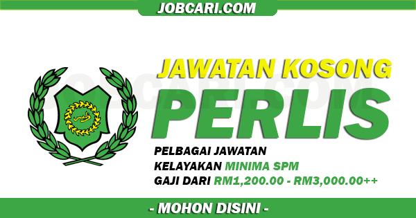 Jawatan Jobcari di Perlis