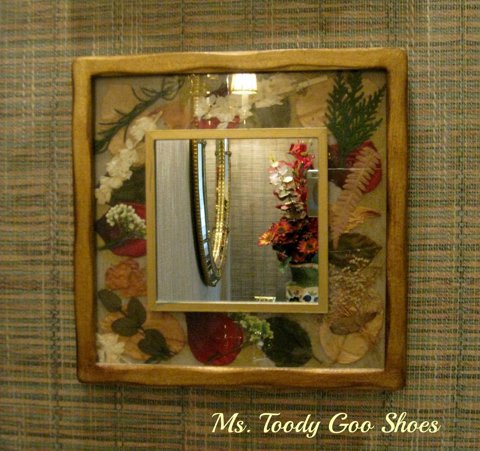 Mirrors --- by Ms. Toody Goo Shoes