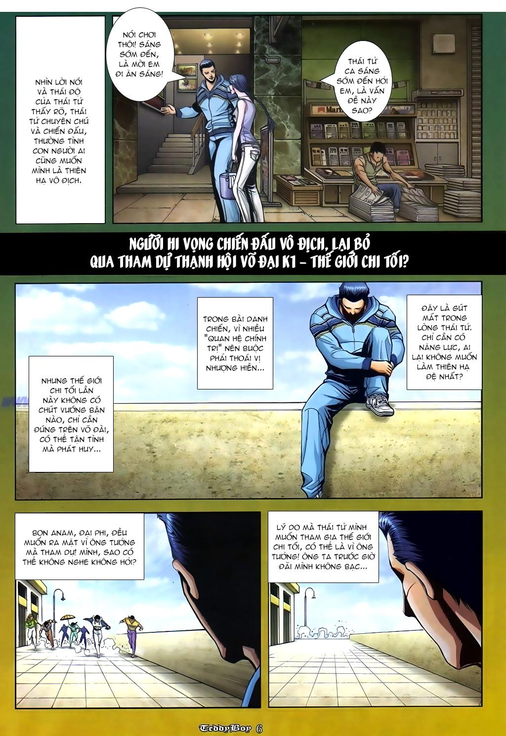 Người Trong Giang Hồ NetTruyen chap 866 - Trang 3
