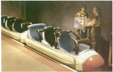 Disney Avenue Making Of Space Mountain