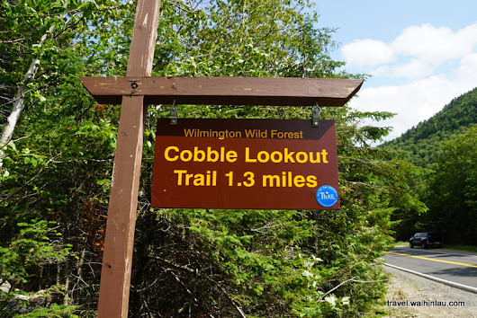 Past POIs - Cobble Lookout Trail [Wilmington, New York]