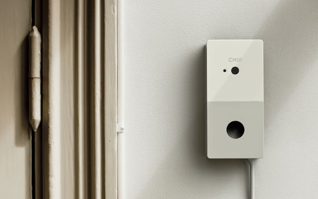 Coolest and Smart Doorbells for Your Home - Chui Intelligent Doorbell (15) 11