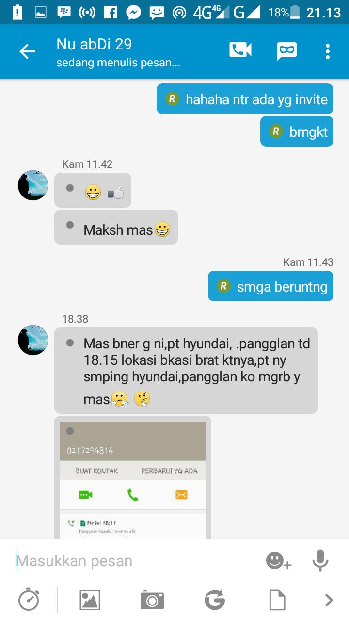 Pt Hyundai Indonesia Motor Him Bekasi Random Email Loker