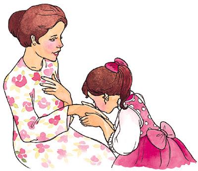 Kasih ibu tidak ternilai