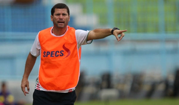 Manajemen Sriwijaya FC Beri Kesempatan Terakhir Oswaldo Lessa Filho