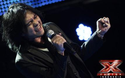 Alex Rudiart X Factor Indonesia
