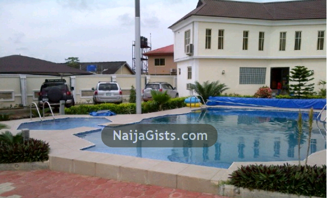 wasiu ayinde k1 s new mansion house in ijebu ode photos
