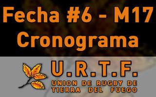 [URTF] Horarios: Menores de 17 - 22/04