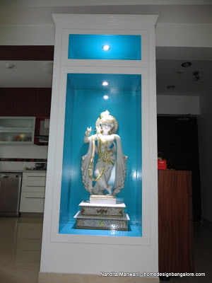 Pooja Unit Lighting