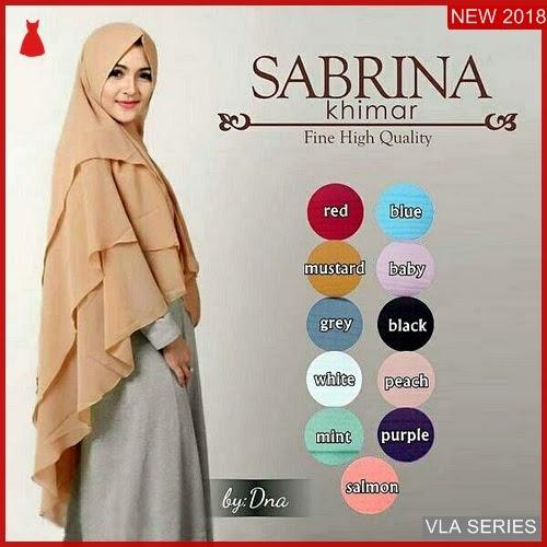 VLA177S58 Model Sabrina Syari Khimar Murah BMGShop
